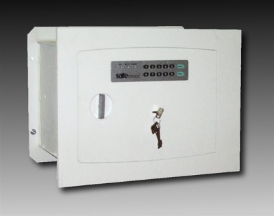 SafeTronics ST 25 ME elektronikus Faliszéf