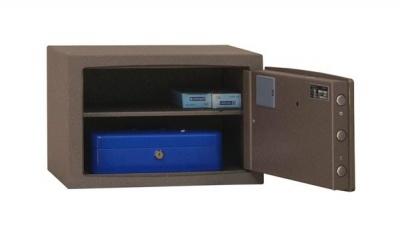 SafeTronics NTR 24 ME kulcs+elektronikus Tűzálló Bútorszéf