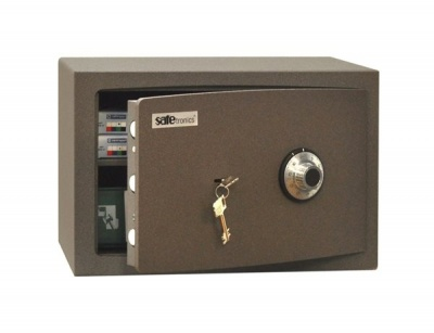 SafeTronics NTR 24 M LaGard kulcs+mechanikus Tűzálló Bútorszéf