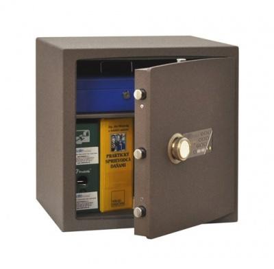 SafeTronics NTR 39 E elektronikus Tűzálló Bútorszéf