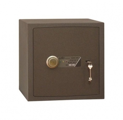SafeTronics NTR 39 ME kulcs+elektronikus Tűzálló Bútorszéf