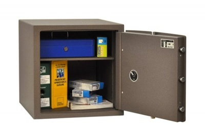 SafeTronics NTR 39 M LaGard kulcs+mechanikus Tűzálló Bútorszéf