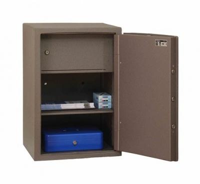 SafeTronics NTR 61 M kulcsos Tűzálló Bútorszéf
