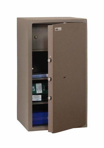 SafeTronics NTR 80 M kulcsos Tűzálló Bútorszéf