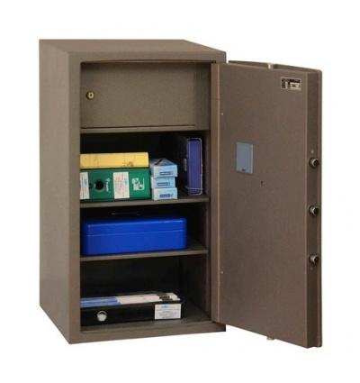 SafeTronics NTR 80 ME  kulcs+elektronikus Tűzálló Bútorszéf