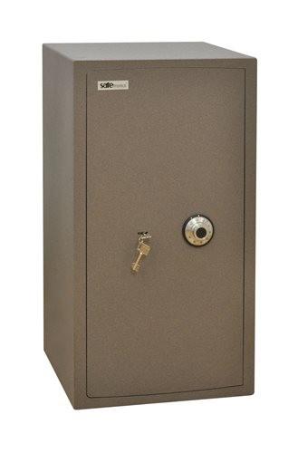 SafeTronics NTR 80 M LaGard kulcs+mechanikus Tűzálló Bútorszéf