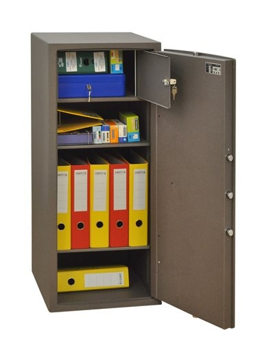 SafeTronics NTR 100 M LaGard  kulcs+mechanikus Tűzálló Bútorszéf