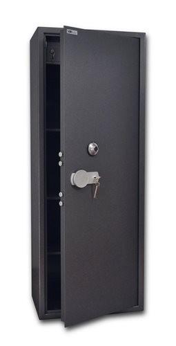 SafeTronics TSS 160 MLaGard kulcs+mechanikus Tűzálló Páncélszekrény