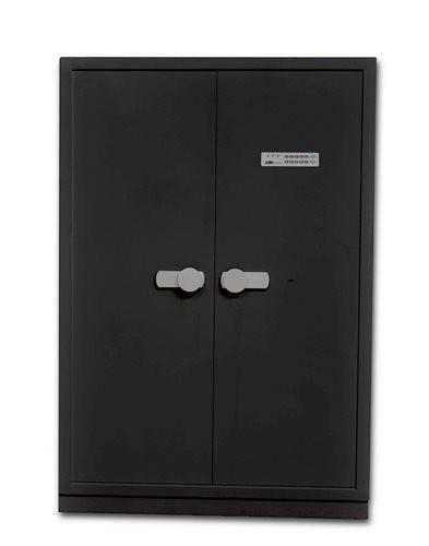 SafeTronics TSS 170 ME kulcsos+elektronikus Tűzálló Páncélszekrény