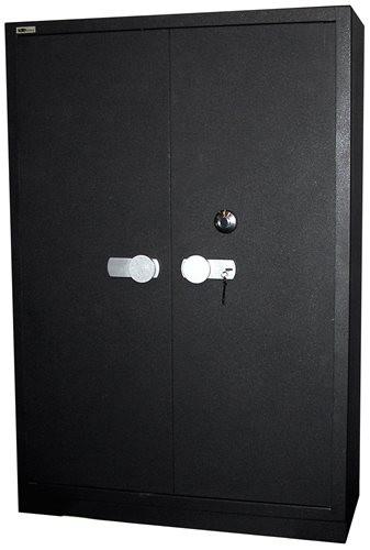 SafeTronics TSS 170 MLaGard kulcs+mechanikus Tűzálló Páncélszekrény