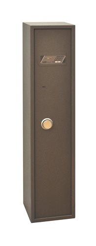 SafeTronics ZSL 5 ME kulcs+elektronikus Fegyverszekrény