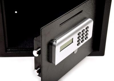 King Safe Tabac 25 E elektronikus Bedobónyílásos Bútorszéf