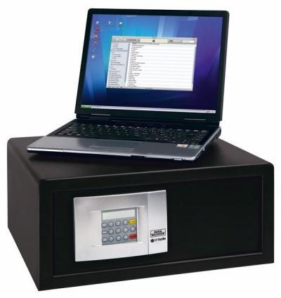 Burg Wachter Point Safe P 3 E Lap elektronikus Laptop Széf