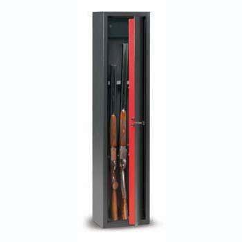 Technomax TCH 4 kulcsos Fegyverszekrény
