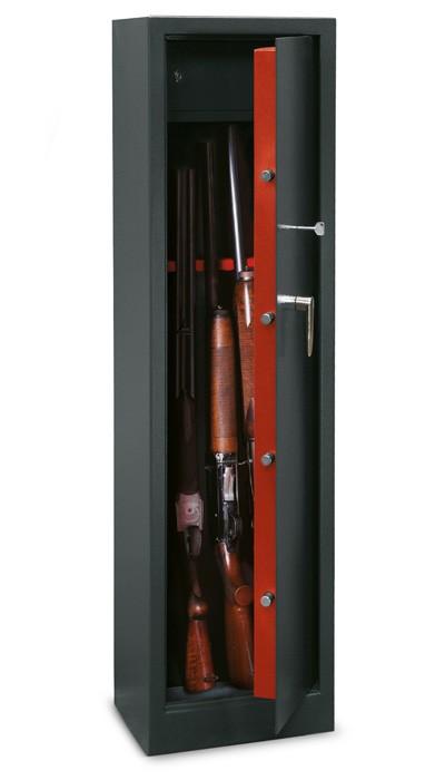 Technomax TCH 5 kulcsos Fegyverszekrény