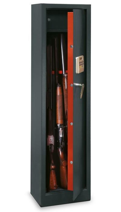 Technomax TCE 5 elektronikus Fegyverszekrény