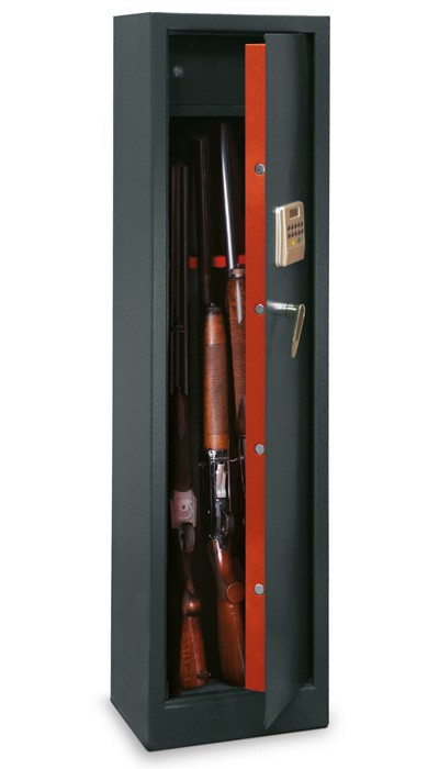 Technomax TCE 10 elektronikus Fegyverszekrény