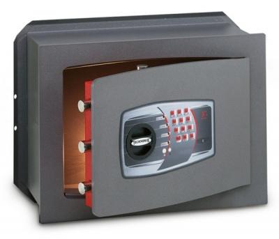 Technomax DT 7 L elektronikus Faliszéf