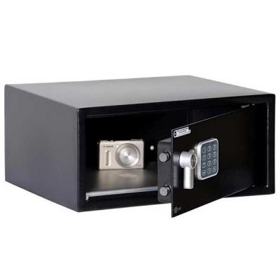 Yale - Alarm Laptop YLC 200 fekete - riasztós laptop széf elektronikus zárral