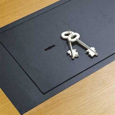 Yale - Floor Safe YFLS0000 fekete - padlószéf kulcsos zárral