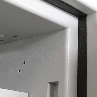 Wertheim AG 40 otthoni páncélszekrény passzív zárral