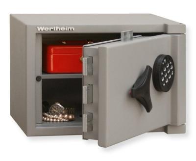 Wertheim AP 10 tűzálló betontöltetű páncélszekrény passzív zárral