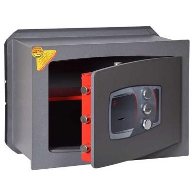 Technomax DD 5L fali trezor kulcsos és mechanikus zárral